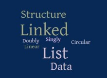 Linked list Tag cloud