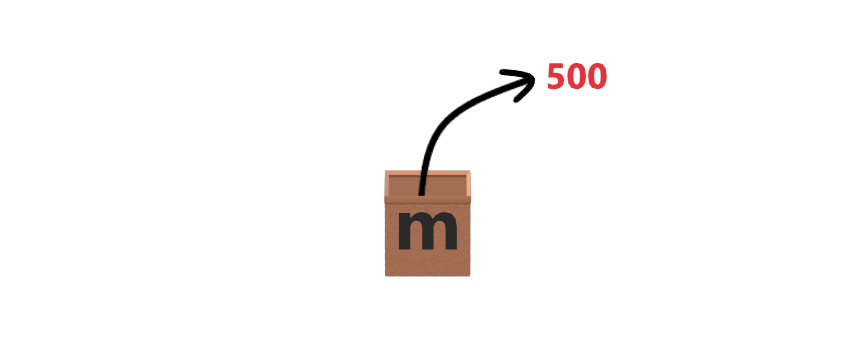 m=500 (variable allocation)